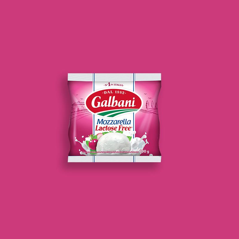 Galbani Mozzarella bez laktózy 100 g