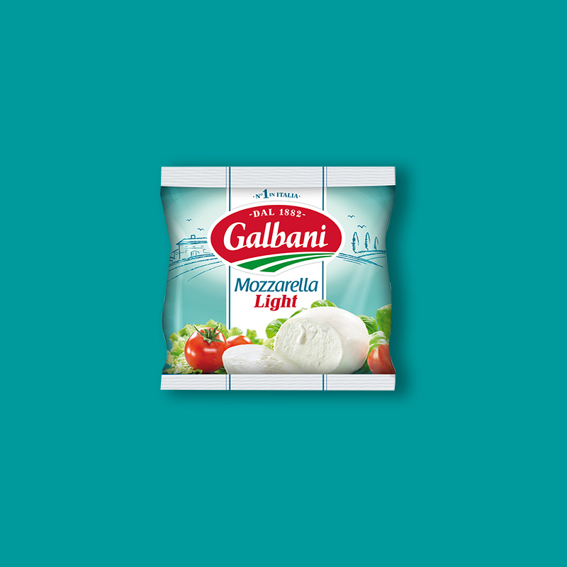 Galbani Mozzarella Light 125 g